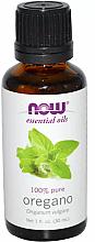 Voňavky, Parfémy, kozmetika Esenciálny olej Oregano - Now Foods Essential Oils 100% Pure Oregano