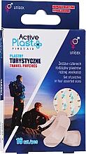 Voňavky, Parfémy, kozmetika Sada náplastí na turistiku - Ntrade Active Plast First Aid Travel Patches