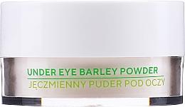 Voňavky, Parfémy, kozmetika Jačmeňový sypky púder pod oči - Ecocera Under Eye Barley Powder