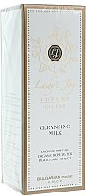 Voňavky, Parfémy, kozmetika Čistiace mlieko - Bulgarian Rose Ladys Joy Luxury Cleansing Milk