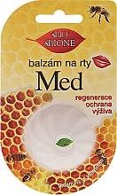 """Voňavky, Parfémy, kozmetika Balzam na pery """"Med"""" - Bione Cosmetics Honey Vitamin E Lip Balm"""
