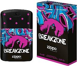 Voňavky, Parfémy, kozmetika Zippo BreakZone for Her - Toaletná voda