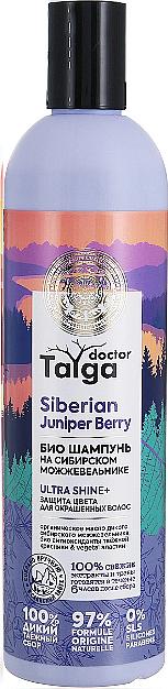 """Bio šampón """"Ochrana farby pre farbené vlasy"""" - Natura Siberica Doctor Taiga Shampoo"""
