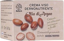 Voňavky, Parfémy, kozmetika Krém na tvár s araganovým olejom - Florinda Olio di Argan Face Cream