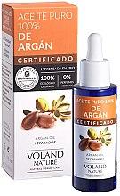 Voňavky, Parfémy, kozmetika Prírodný argánový olej - Voland Nature Aragan Oil