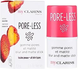 Voňavky, Parfémy, kozmetika Zmatňujúca tyčinka - Clarins My Clarins Pore-Less Blur And Matte Stick