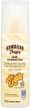 Voňavky, Parfémy, kozmetika Opaľovací lotion na telo - Hawaiian Tropic Silk Hydration Air Soft Lotion SPF 50