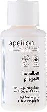 Voňavky, Parfémy, kozmetika Olej na ruky a nechty - Apeiron Nail Bed Oil