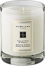 Voňavky, Parfémy, kozmetika Jo Malone English Pear and Fresia - Parfumovaná sviečka