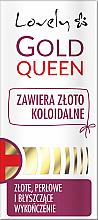 Voňavky, Parfémy, kozmetika Balzam pre slabé nechty - Lovely Gold Queen