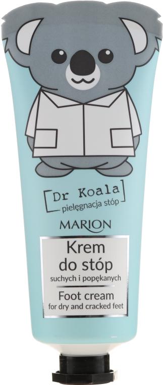 Krém na nohy - Marion Dr Koala Foot Cream