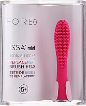 Voňavky, Parfémy, kozmetika Vymeniteľná hlavica na kefku - Foreo Brush Head Issa Mini Wild Strawberry