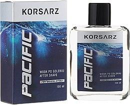 """Voňavky, Parfémy, kozmetika Mlieko po holení """"Pacific"""" - Pharma CF Korsarz After Shave Lotion"""