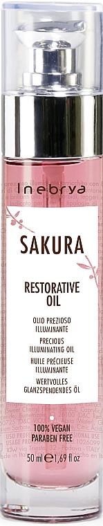 Revitalizačný olej - Inebrya Sakura Restorative Oil