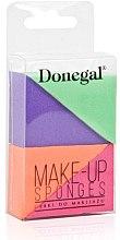 Voňavky, Parfémy, kozmetika Hubka na make-up, 4 ks. 4305 - Donegal Sponge Make-Up