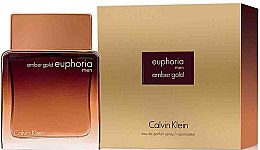 Voňavky, Parfémy, kozmetika Calvin Klein Euphoria Amber Gold Men - Parfumovaná voda