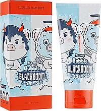 Voňavky, Parfémy, kozmetika Kyslíková maska na čistenie pórov - Elizavecca Hell-Pore Bubble Blackboom Pore Pack