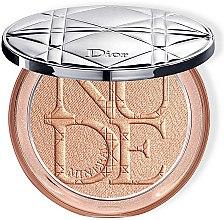Voňavky, Parfémy, kozmetika Púder na tvár - Dior Diorskin Mineral Nude Luminizer Powder