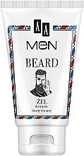 Voňavky, Parfémy, kozmetika Gél na umývanie brady a tváre - AA Men Beard Face Gel