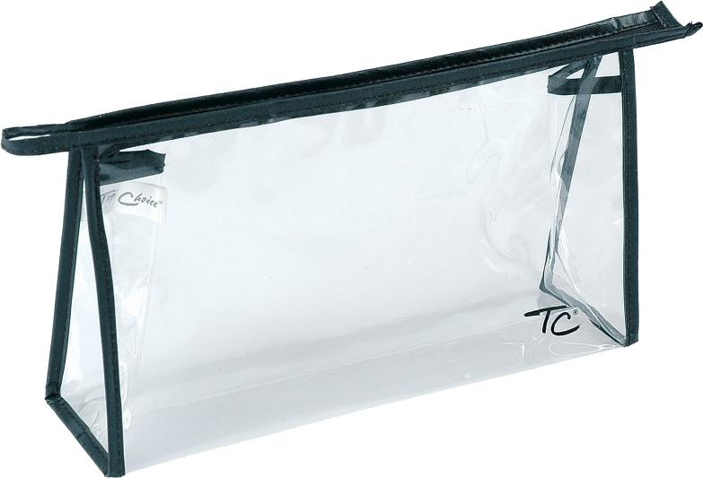 Kozmetická taška, 91568, čierna - Top Choice