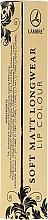 Voňavky, Parfémy, kozmetika Tekutý matný rúž - Lambre Soft Matt Longwear Lip Colour