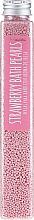 """Voňavky, Parfémy, kozmetika Perly do kúpeľa """"Jahoda"""" - IDC Institute Bath Pearls Strawberry"""