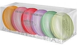 Voňavky, Parfémy, kozmetika Sada mydiel - Institut Karite Shea Soaps (soap/6x27g)