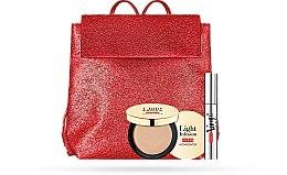 Voňavky, Parfémy, kozmetika Sada - Pupa Extreme & Light Infusion 2019 (mascara/12ml + highighter/4g + bag)