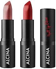Voňavky, Parfémy, kozmetika Matný rúž na pery - Alcina Matt Lip Colour
