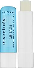 Voňavky, Parfémy, kozmetika Výživný balzam na pery - Avon Essentials Lip Balm With Vitamin E And Camola Oil