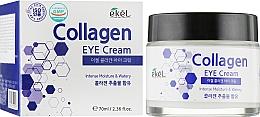 Voňavky, Parfémy, kozmetika Hydratačný krém na pokožku okolo očí, s kolagénom - Ekel Collagen Eye Cream
