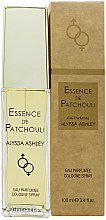Voňavky, Parfémy, kozmetika Alyssa Ashley Essence de Patchouli - Kolínska voda