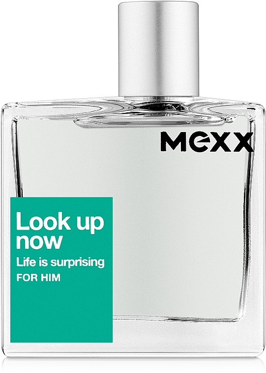 Mexx Look Up Now for Him - Toaletná voda