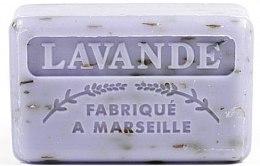 """Voňavky, Parfémy, kozmetika Marseillské mydlo """"Levanduľa"""" - Foufour Savonnette Marseillaise Lavande"""