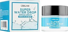 Voňavky, Parfémy, kozmetika Ampulkový krém, super hydratačný - Lebelage Ampule Cream Super Water Drop