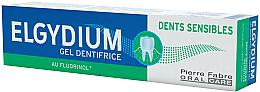 Voňavky, Parfémy, kozmetika Gélová zubná pasta - Elgydium Sensitive Teeth Toothpaste Gel