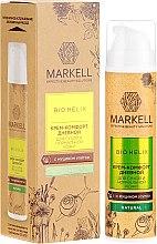 Voňavky, Parfémy, kozmetika Krém na tvár s extraktom slimákového mucínu - Markell Cosmetics Bio-Helix Day Cream