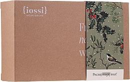 """Voňavky, Parfémy, kozmetika Darčeková sada """"Voňavé trio. Rozjasňujúci rituál"""" - Iossi Fragrant Trio Brightening Ritual Set (paste/120ml + ser/30ml + cr/50ml)"""