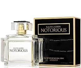 Voňavky, Parfémy, kozmetika Ralph Lauren Notorious - Parfumovaná voda