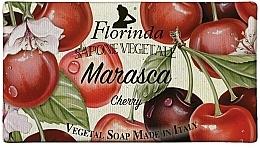 """Voňavky, Parfémy, kozmetika Prírodné mydlo """"Višňa"""" - Florinda Cherry Natural Soap"""