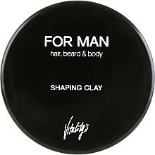 Voňavky, Parfémy, kozmetika Modelovacia stylingová hlina - Vitality's For Man Shaping Clay