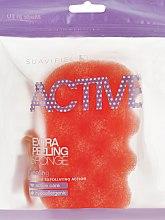 Voňavky, Parfémy, kozmetika Špongia do kúpeľa-peeling - Suavipiel Active Esponja Extra Peeling