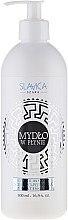 Voňavky, Parfémy, kozmetika Tekuté mydlo na ruky s panthenolom - Slavica Soap