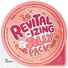 Voňavky, Parfémy, kozmetika Textilná maska na tvár - Yadah Revitalizing Jelly Pack