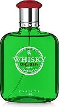 Voňavky, Parfémy, kozmetika Evaflor Whisky Origin - Toaletná voda