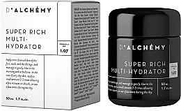 Voňavky, Parfémy, kozmetika Bohatý krém na suchú pokožku - D'Alchemy Super Rich Multi-Hydrator