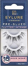 Voňavky, Parfémy, kozmetika Falošné mihalníce č. 141 - Eylure Pre-Glued Fluttery Light