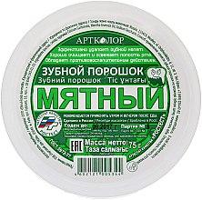 """Voňavky, Parfémy, kozmetika Zubný prášok """"Mint"""" - Artkolor"""