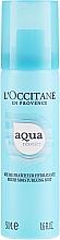 Voňavky, Parfémy, kozmetika Ultra hydratačný sprej na tvár - L'Occitane Aqua Reotier Fresh Moisturizing Mist