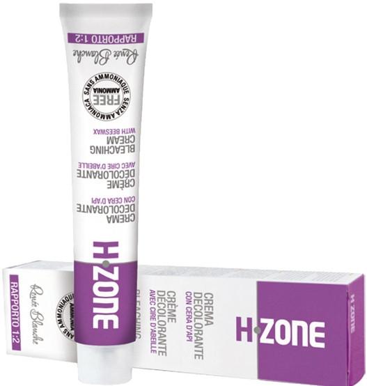 Zosvetľujúci krém na vlasy - H.Zone Bleaching Cream — Obrázky N1